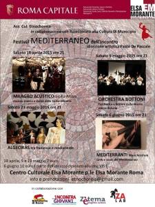 Festival Mediterraneo dell'Incontro