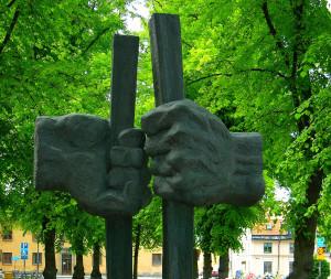 A Napoli per parlare di nonviolenza