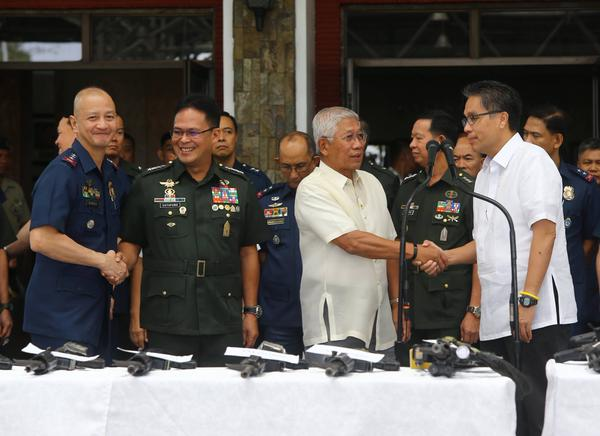 Philippines: Military and police support Bangsamoro law