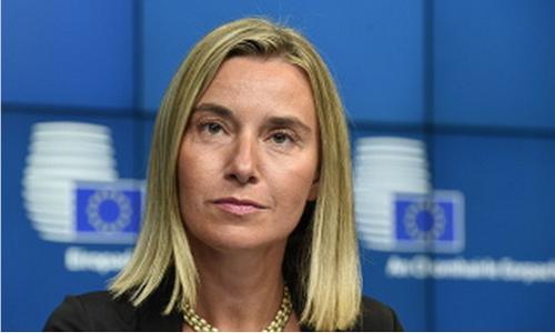 Federica Mogherini appelle à pallier la tragédie des immigrés