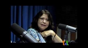 Marcia Montes en Tiempo de Tomas