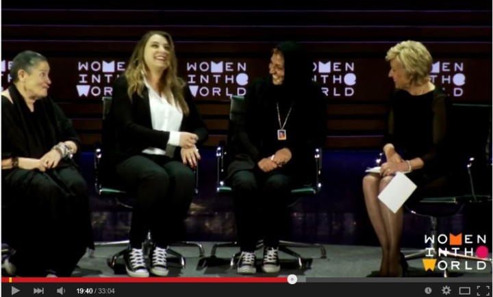 Robi Damelin, israeliana e Bushra Awad, palestinese: trovare l'umanità nel nemico