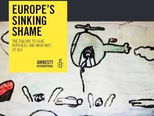 """Amnesty: """"Piano d'azione"""" per porre fine alle morti nel Mediterraneo"""