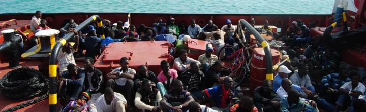 Medici Senza Frontiere impegnata nell'assistenza dei migranti a Pozzallo