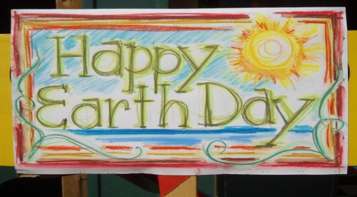 22 aprile 2015: Earth Day, Giornata della Terra