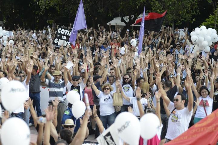 Balanço da Greve de 43 dias dos professores em São Paulo