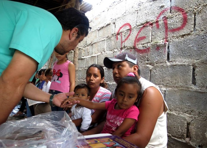 La Tupac Amaru realizó campaña de salud en Fraile Pintado, Jujuy