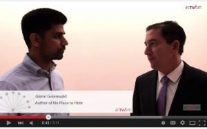 Glenn Greenwald: Social Media, Privacy and Activism