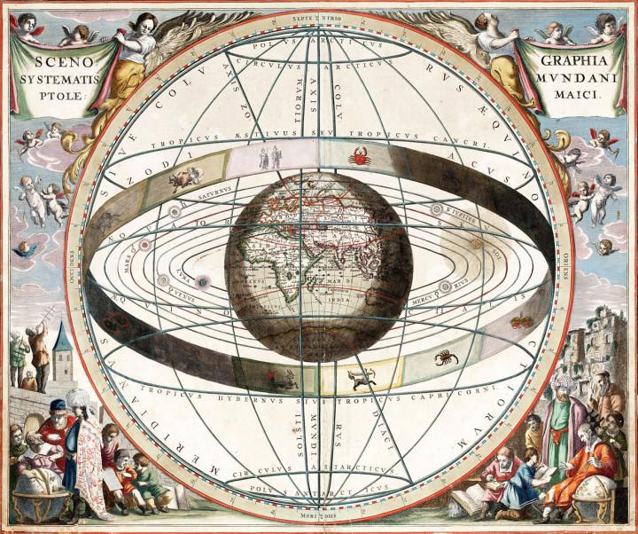 """El P5 en la Conferencia Nuclear: """"El Sol gira alrededor de la Tierra"""""""