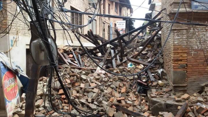 Nepal: presentato il programma di ricostruzione