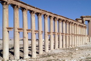 Humanitarian ceasefire needed for Palmyra