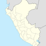 "Crédito: Peru location map"" Huhsunquderivative work: Spischot - Peru Wikimedia Commons"