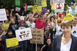 Elections au Royaume-Uni : personne n'en parle, mais les Verts sont bien là