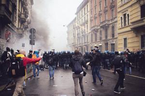 I black bloc e la Sinistra incapace di difendersi