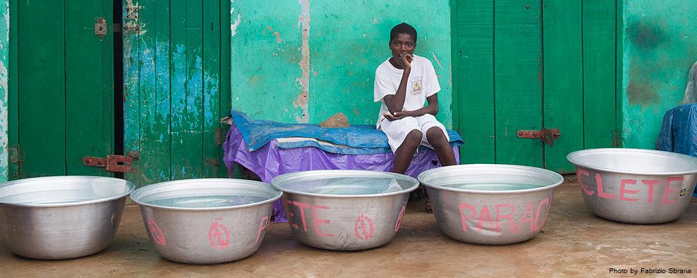 Un protocollo internazionale per il diritto umano all'acqua