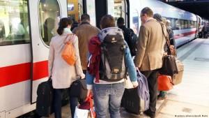Termina greve de trens na Alemanha
