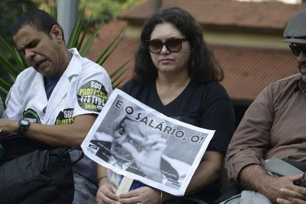 Crédito: APEOESP - Sindicato dos Professores do Ensino Oficial do Estado de São Paulo