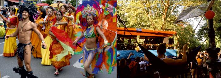 Karneval der Kulturen in Berlin ist nicht unpolitisch!