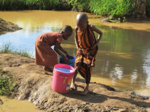 Acqua = Vita, L'impegno di Afrikabrunnen