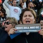 Professores do Paraná em greve | Foto: Wilson Dias /Agência Brasil