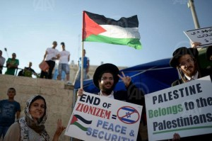 Israel: made in Palestine, by Britain, Germany and America