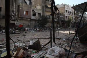 'Palestinian Refugee Crisis a 'Time Bomb' for Middle East'