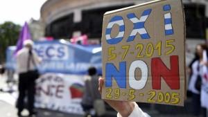 Grèce, le coup d'Etat silencieux
