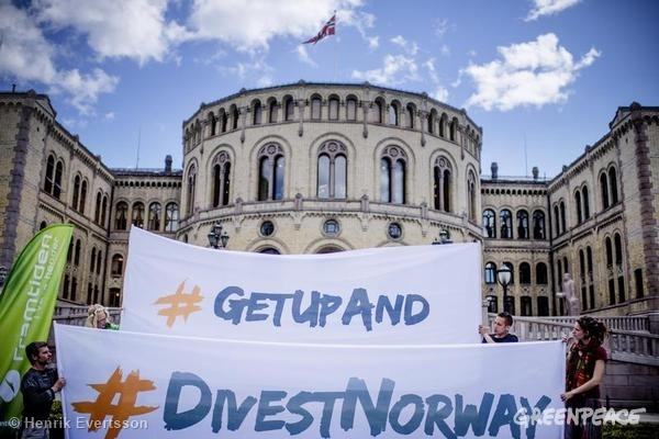 """Norway's """"No to Coal"""", a Challenge to Decision Makers Worldwide"""
