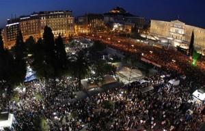 Forcing regime change in Greece: the Troika v. Democracy
