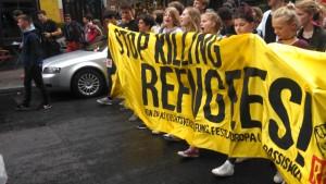 Europa anders machen: 10.000 bei Protesten inBerlin