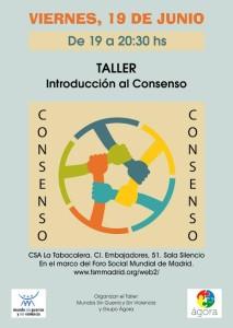 Taller: introducción al consenso