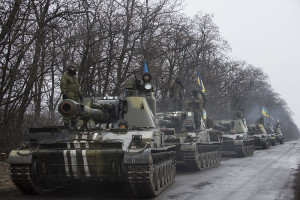 Ukrainians fleeing war in east approaching 1mn: UN report