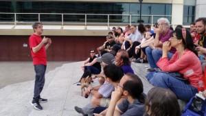 Renta Básica Universal: talleres para el debate