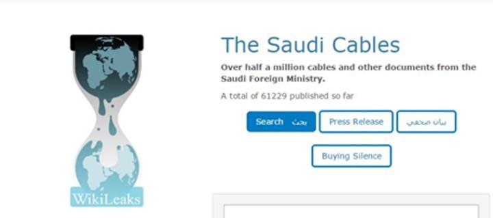 Der Deckel einer geheimnisvollen Diktatur wurde geöffnet – die Saudi Cables