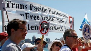 Backlash Against TPP Grows as Leaked Text Reveals Increased Corporate Control of Public Health