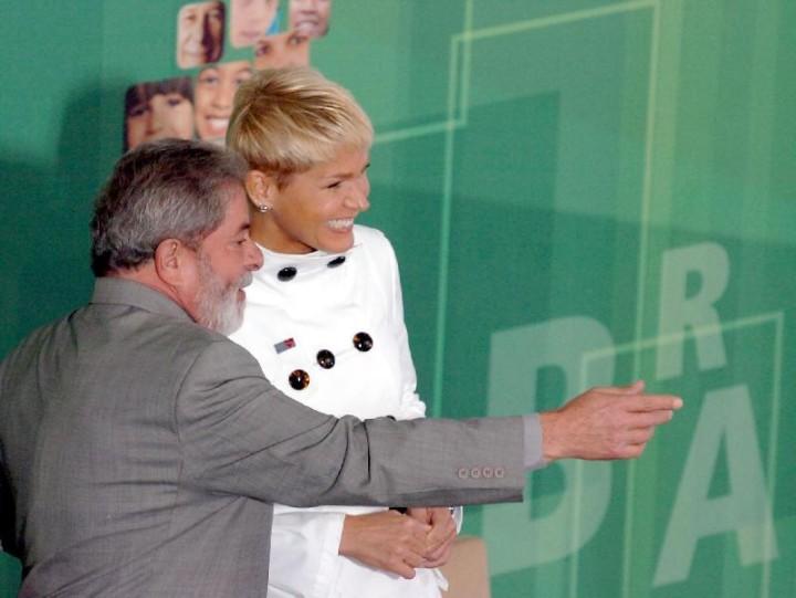 Xuxa pede engajamento da sociedade contra cultura da palmada
