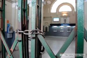 """Paro de transporte """"descafeinado"""" en Argentina y la disputa de precandidatos"""