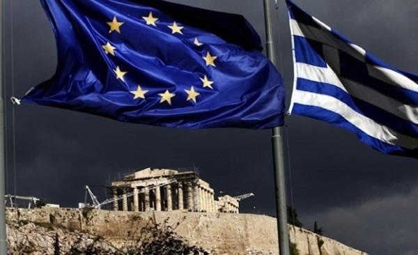 Griechenland und die EU zu diesem Zeitpunkt