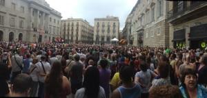 España 2015: Giro político hacia una democracia real