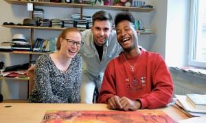 Flüchtlinge Willkommen in Österreich