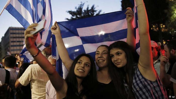 Analyse de la situation en Grèce