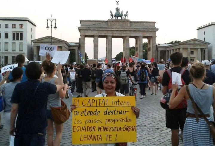 Was steckt hinter den politischen Demonstrationen in Ecuador? – Diskussionsrunde