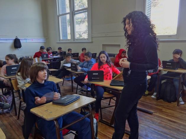 La era digital llegó para quedarse a las aulas argentinas