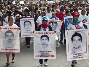 Mexique : nouvelle découverte de charniers dans l'affaire des 43 étudiants disparus