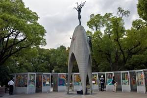 Sadako Sasaki – Kraniche als Symbol für eine Welt ohne Atomwaffen