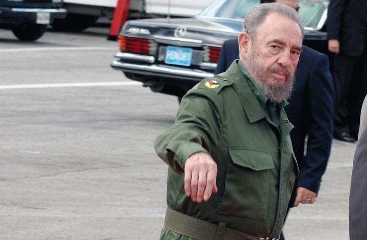 Fidel Castro ad Alexis Tsipras