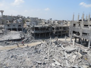 UNHRC resolution A/HRC/29/L/35 re Gaza 2014 in the International Media