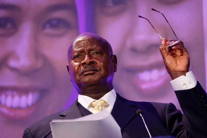 Uganda president visits Burundi for crisis talks