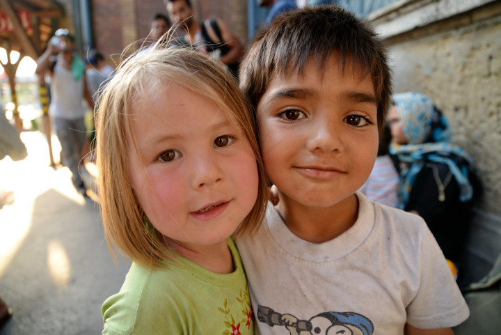 The humanitarian miracle in Hungary's train stations