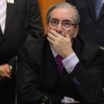 Eduardo Cunha, presidente da Câmara de Deputados, citado como recebedor de propina  na Lava Jato